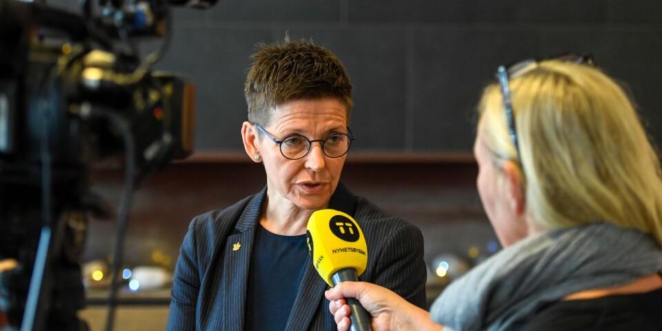 S-politikern Ann-Sofie Hermansson hade rätt att kalla personer för extremister.