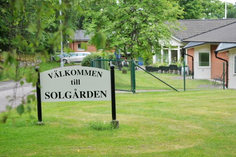 Beklagligt att lägga ner Solgården – platserna kommer behövas