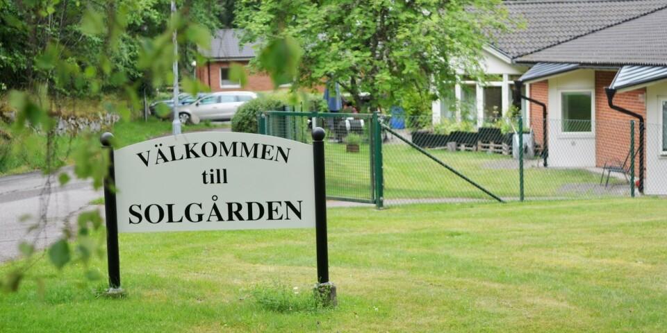 Solgården i Uppvidinge är en het politisk fråga i Uppvidinge kommun.