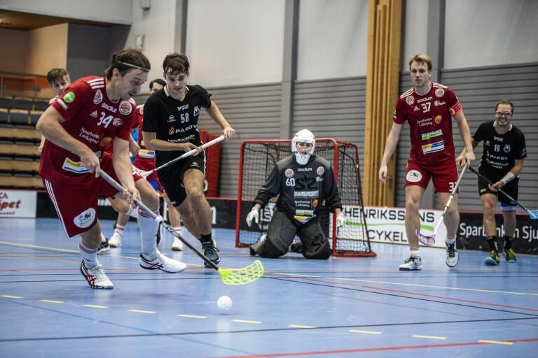 Sandared föll mot IBK Lidköping – trots en sen upphämtning.
