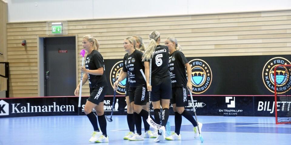 FBC Kalmarsund tar emot Pixbo i Kifab Arena under lördagen.