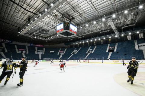 Blogg: Det är kört för idrotten