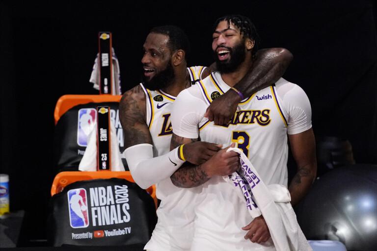 Lakers tar tillbaka Davis – får superkontrakt