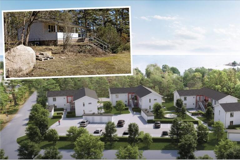 Klart: GBJ Bygg får bygga 24 nya bostadsrätter i Havslätt