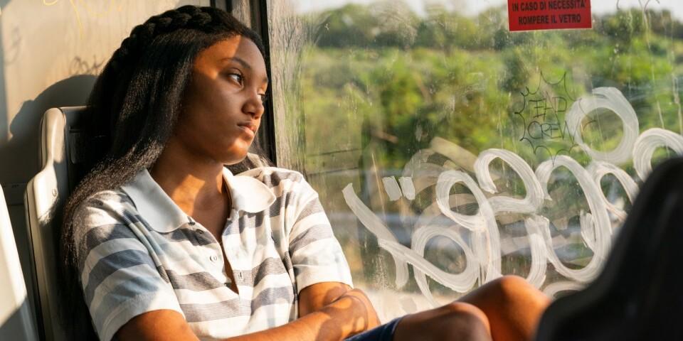 Caitlin (Jordan Kristine Seamón) övertygar i rollen som sexuellt förvirrad tonåring.