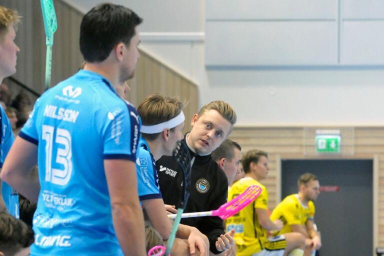 Alexander Brinmann, FBC Kalmarsund, hade gärna sett ett slutspel spelas.
