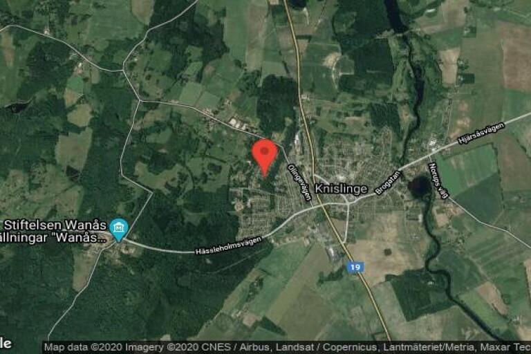 70-talshus på 123 kvadratmeter sålt i Knislinge – priset: 1690000 kronor