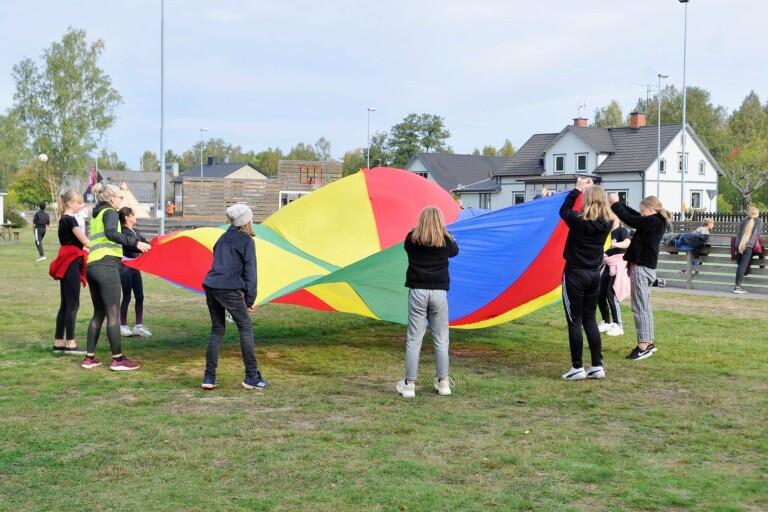 Populär idrottsdag i Alstermo
