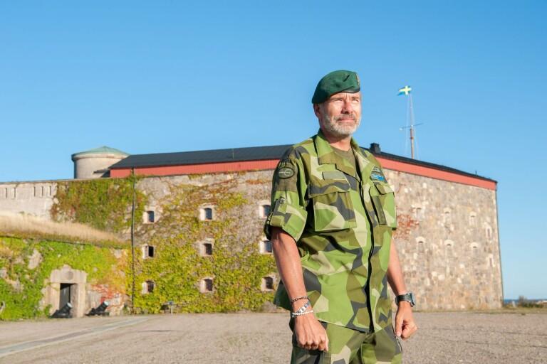 Efter helgen kommer de nya rekryterna att flytta in på Fortet
