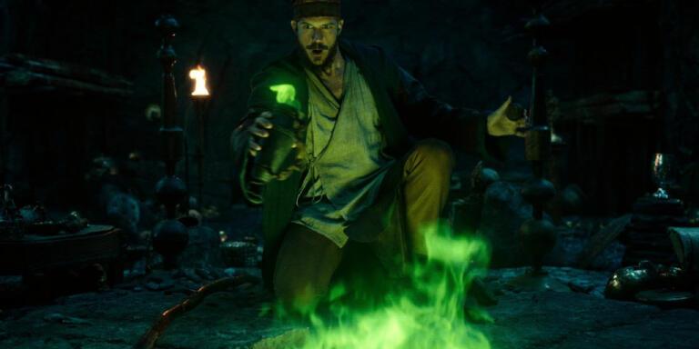 Gustaf Skarsgård blir Merlin i Netflix-serie