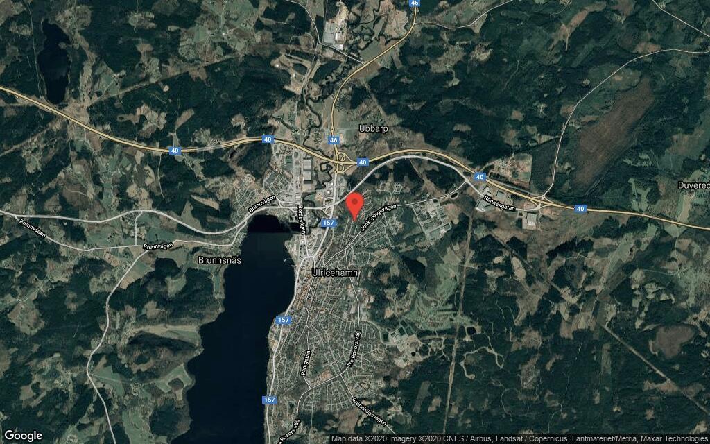 193 kvadratmeter stort hus i Ulricehamn sålt för 3550000 kronor