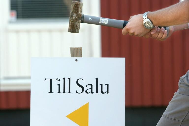 Torsås: Villapriser på väg uppåt