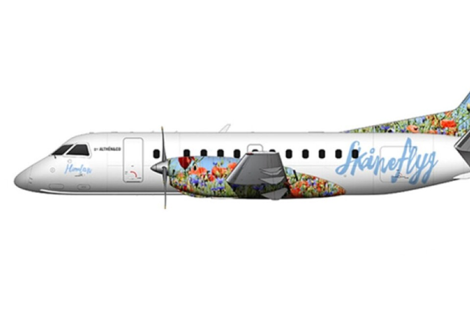 This is what the aircrafts will look like.