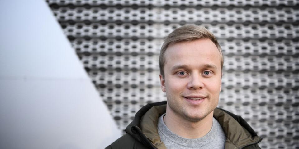 Felix Rosenqvist vill utmana om titeln i Indycar 2020.