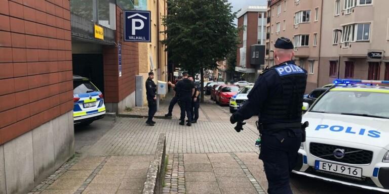 Polisen släpper signalement på skytten i Borås