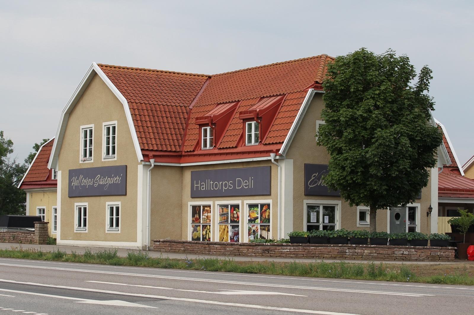 Halltorps Gästgiveri, 2021
