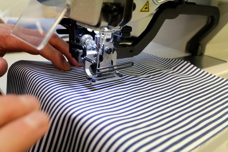 Efter konkursen – klädtillverkaren i Borås får nytt liv