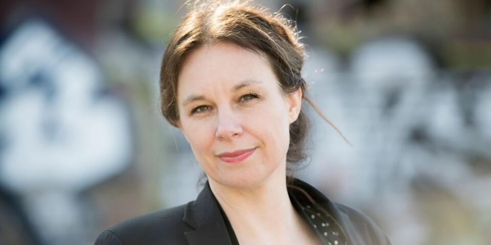 Författaren och dramatikern Sara Stridsberg är den senaste att lämna Svenska Akademien.