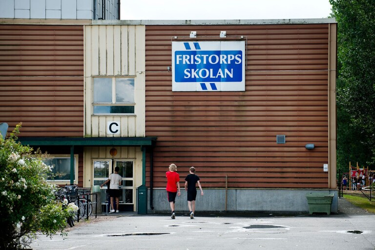 In the autumn some of the pupils from Norretullskolan may have to go to Fristorpsskolan at Näsby.