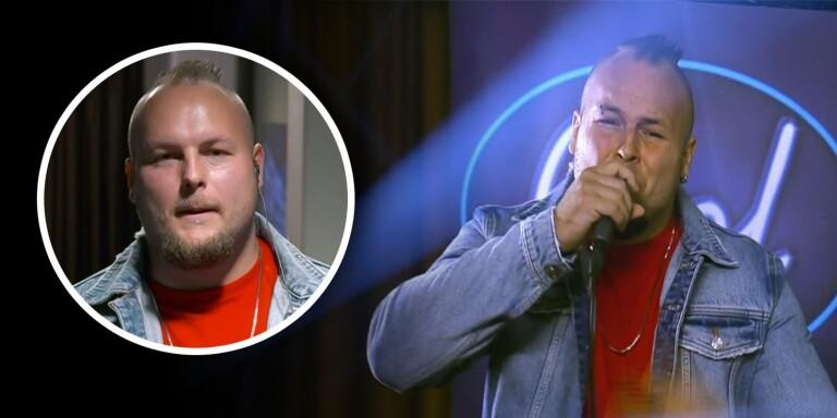 Mattias får sjunga vidare i Idol