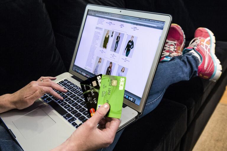 Rekordökning för e-handeln under Black Week