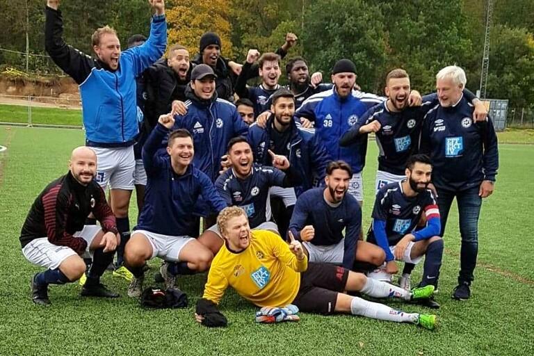 """TV: Borås GIF går upp till femman: """"Inte många som trodde på oss"""""""