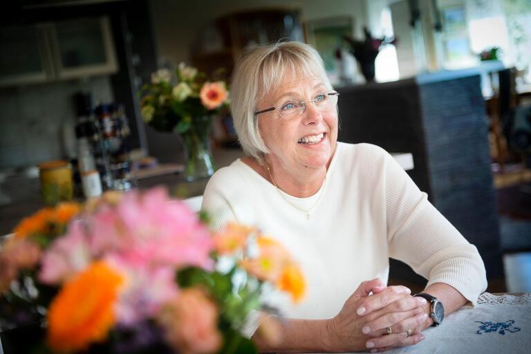 Birgitta Ericsson har varit företagssköterska sedan mitten av 80-talet och sett många, många arbetsplatser inifrån.