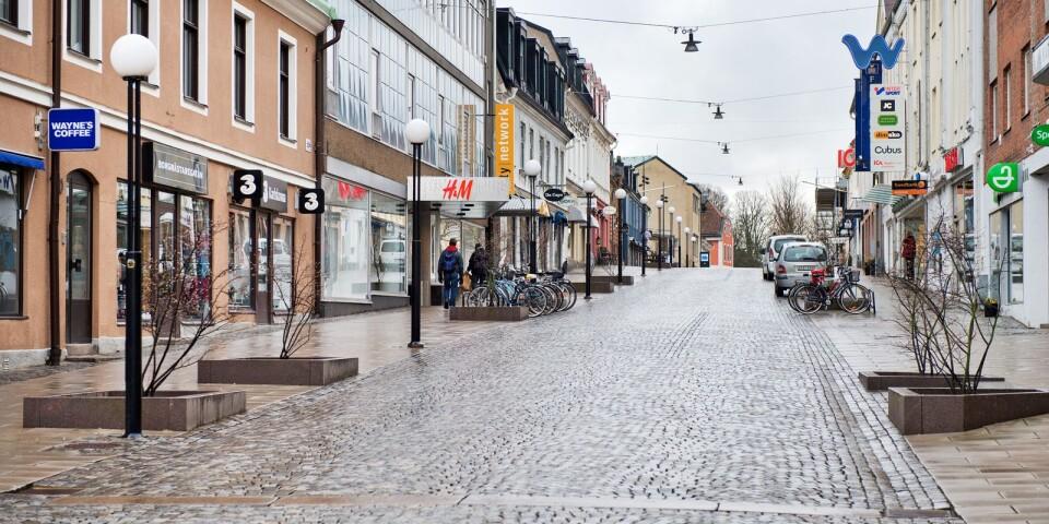 Modeföretaget Kompott Mode AB har försatts i konkurs. Företaget har butiken Rabalder på Borgmästaregatan i Karlskrona.