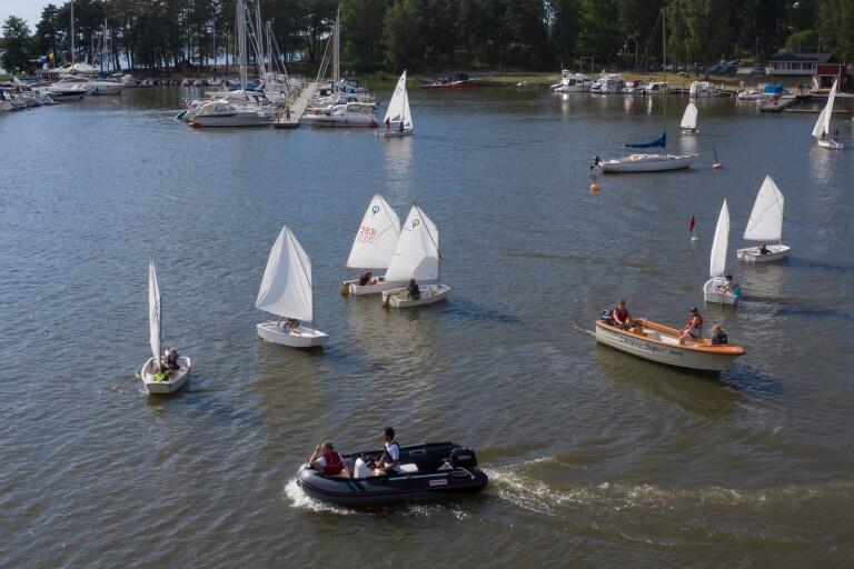 Rekordmånga båtar till salu efter sommaren