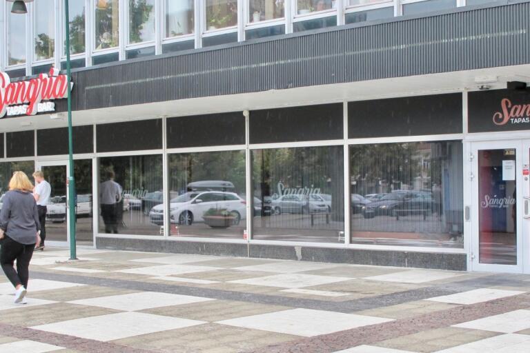 Det är i Sangrias tidigare lokaler Pinchos ska öppna restaurang.