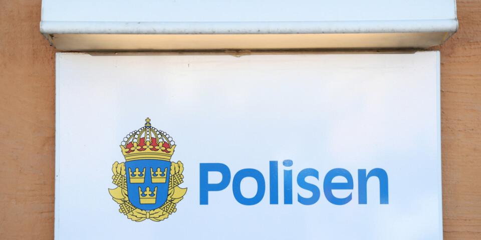 Polisen ska utreda om något brottsligt inträffade på festen. Arkivbild.