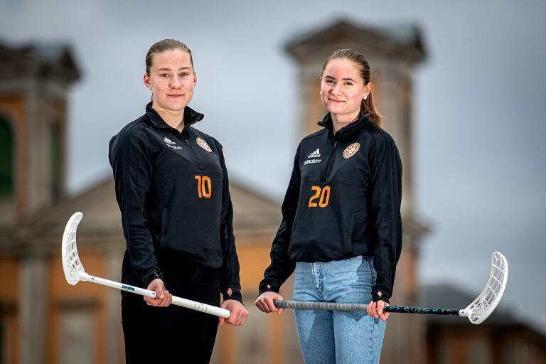 FBC Karlskronas poängmaskiner Moa Österström och Alma Johannisson har prisats i årets division 1-serie. Duon stod för 71 poäng på 15 matcher.