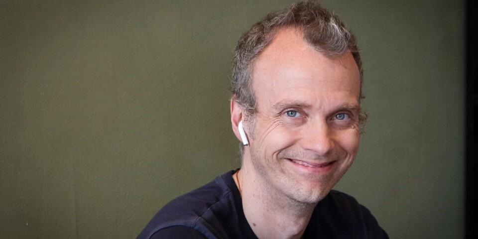 Att få människor att må bra är Jacob Jürgensen Ravns mål med appen.