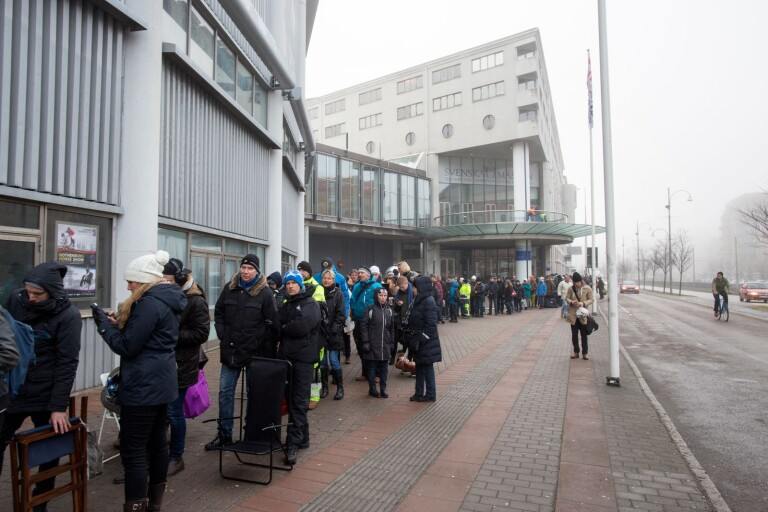 Känner sig lurad av dyra biljetter till Växjöföreställning