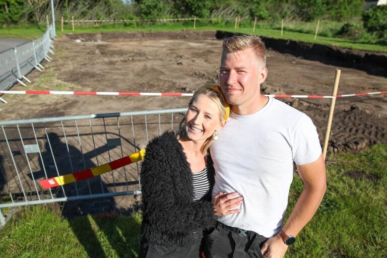 Par satsar på obemannad lanthandel i Skåne-Tranås
