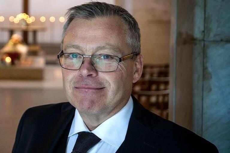 Lars Böhm har arbetat med över 5 000 begravningar