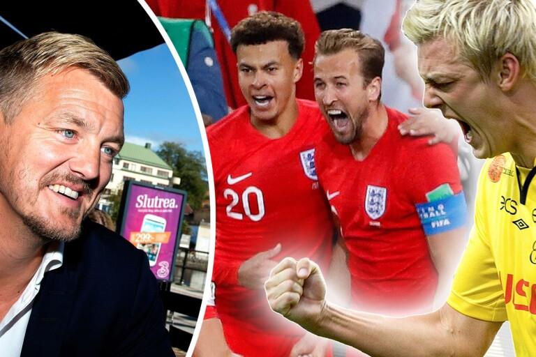 """Förra Englandsproffset: """"Vilken match det blir"""""""