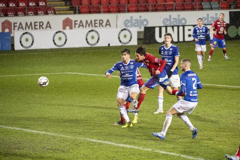 """Östers assistkung slog till med huvudet: """"Lite tidigt att börja titta på tabellen"""""""