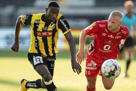 TV: Flera positiva besked när Elfsborg besegrade Häcken – se alla highlights här