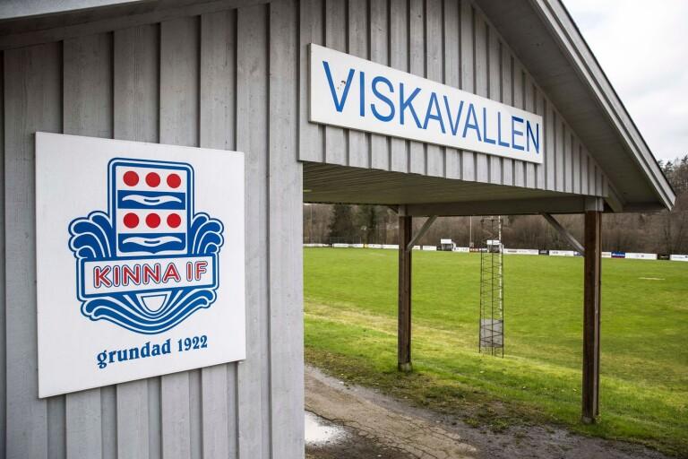Sätila tog en fin skalp när man vann Markderbyt mot storebror Kinna IF på Viskavallen.