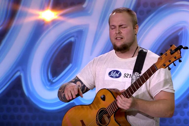 Guldbiljetten säkrad – Mattias vidare i Idol