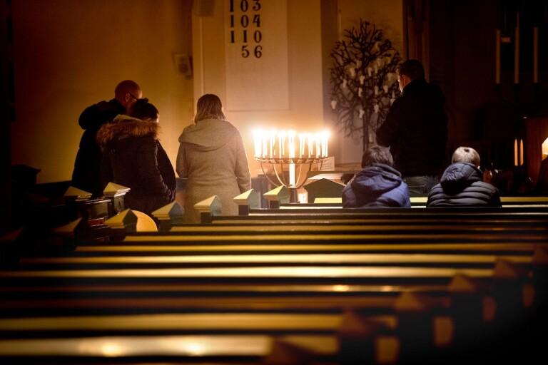 "Stor sorg i Tollarp efter dödsbeskedet: ""Luften har gått ur en"""
