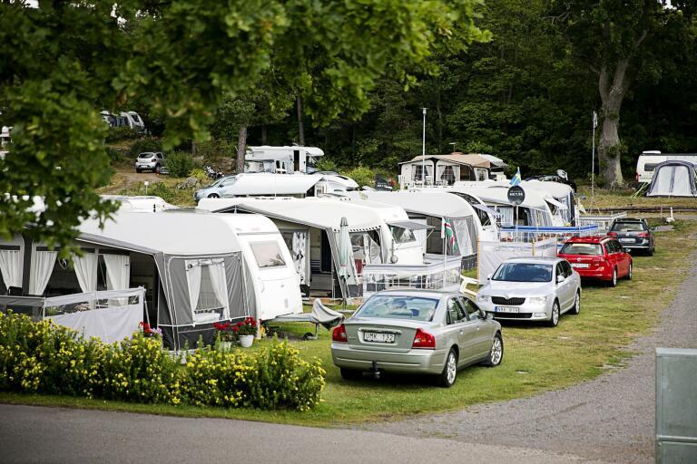 Campinglivet på Havslätts camping fortsätter som vanligt de närmaste åren i kommunal drift.