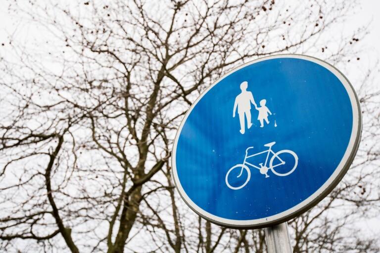Det finns visst hopp om en gång- och cykelbana mellan Herrljunga och Eggvena.