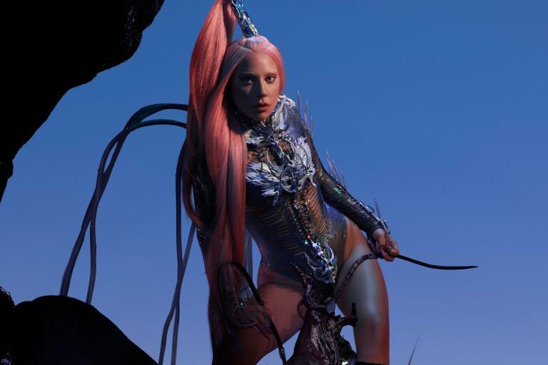 """Med """"Chromatica"""" återvänder Lady Gaga till danspopmusiken."""