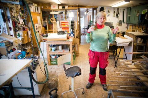 Stor osäkerhet för konstnärer utan runda