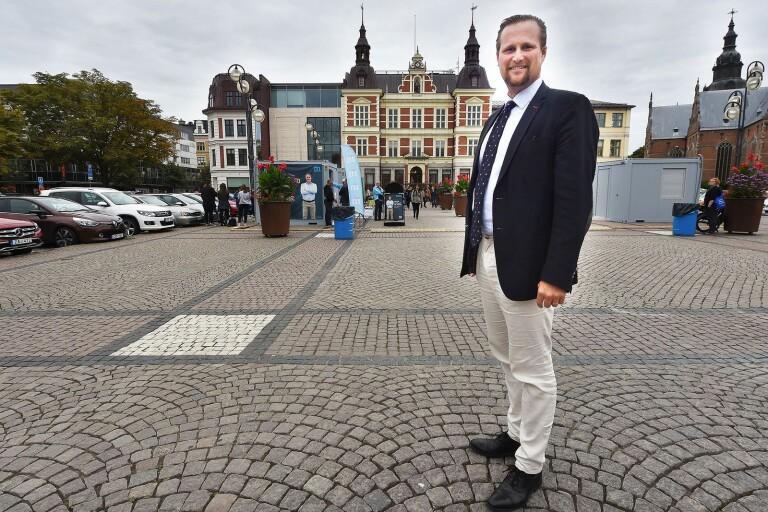 Idag väntas han bli Skånes mäktigaste politiker