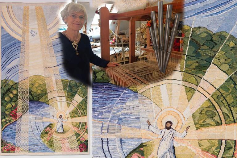 Kyrkokonst i Fristad står i fokus på föredragskväll
