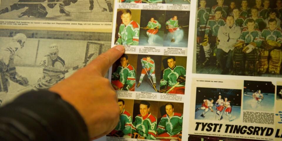 ...och där har vi Anders Rapp. Duon Karlsson och Lindberg laborerar bland gamla laguppställningar.