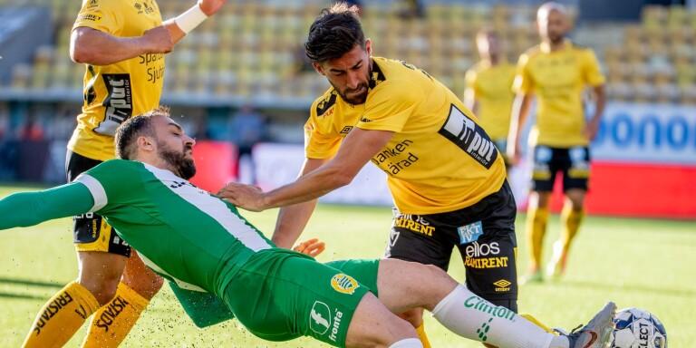 Frederik Holst och Elfsborg har den här säsongen tagit